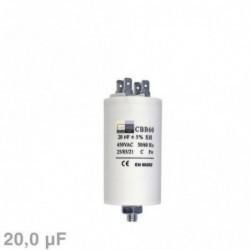 CONDENSADOR (20,00ΜF, 450V,...