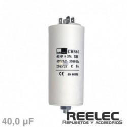 Condensador (40,00μf, 450v,...