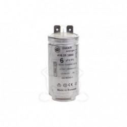 Condensador -6 uf- secadora...