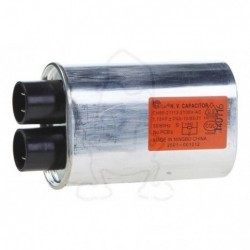 Condensador (alto voltaje...