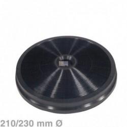 Filtro carbón (ø210/230mm)...