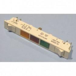 Bloque interruptor-indicador