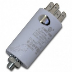 Condensador permanente para...