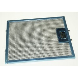 Filtro metal 260x320mm...