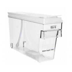 Tanque de agua frigorífico...